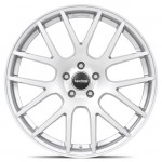 SuperMetal Trident Grey Rim Polished